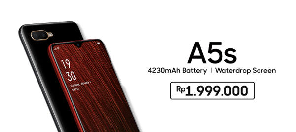 [OFFICIAL LOUNGE] OPPO A5s – Fun Never Stop