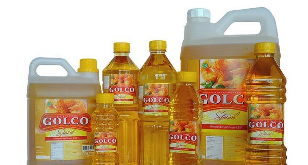 Penawaran Distributor Tunggal Minyak Goreng Golco
