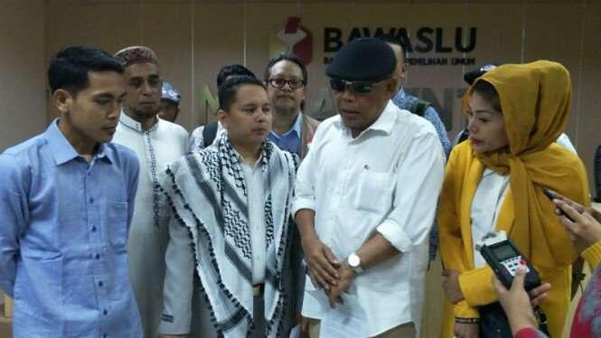 Eggy Sudjana Laporkan Jokowi hingga Rusdi Kirana ke Bawaslu