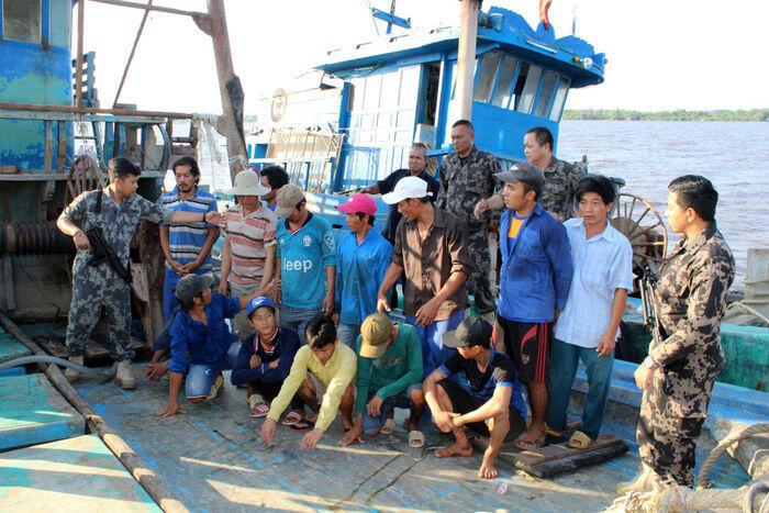 Provokasi di tengah sedikitnya penangkapan kapal ikan berbendera Malaysia