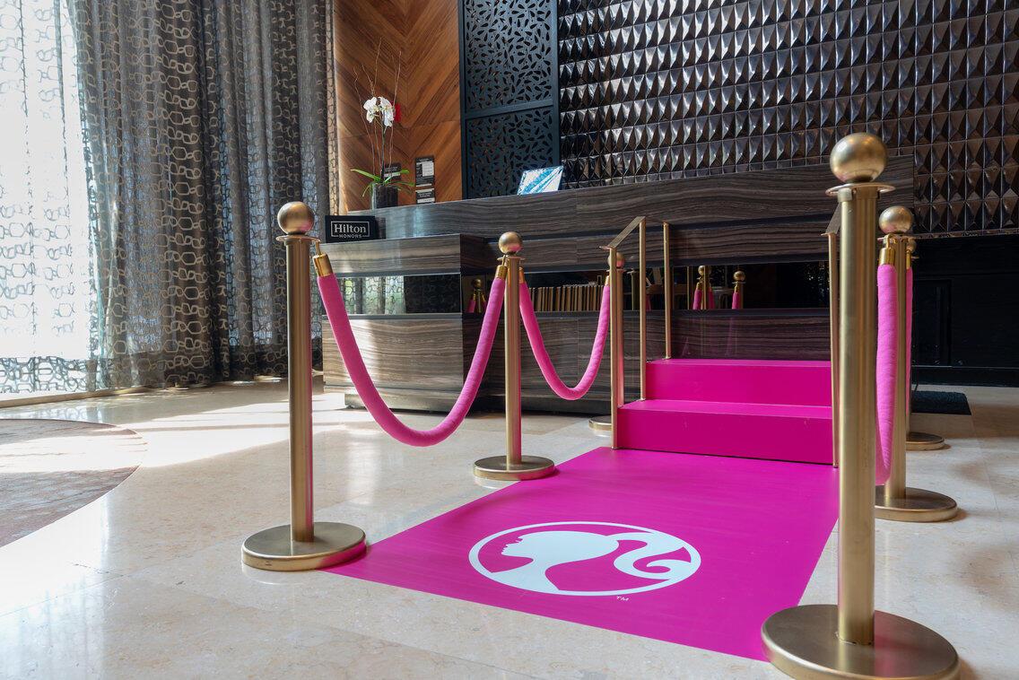 Hotel di Meksiko Permak Kamar Jadi Serba Barbie, Insta-Worthy Banget!