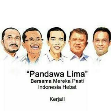 Dahlan Iskan Jatuhkan Pilihan Dukung Prabowo