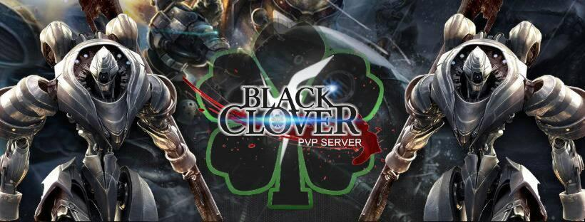 CLOVER PVP NEW SERVER , OPEN BETA 13 APRIL   GAME TYPE PLAY TO WIN