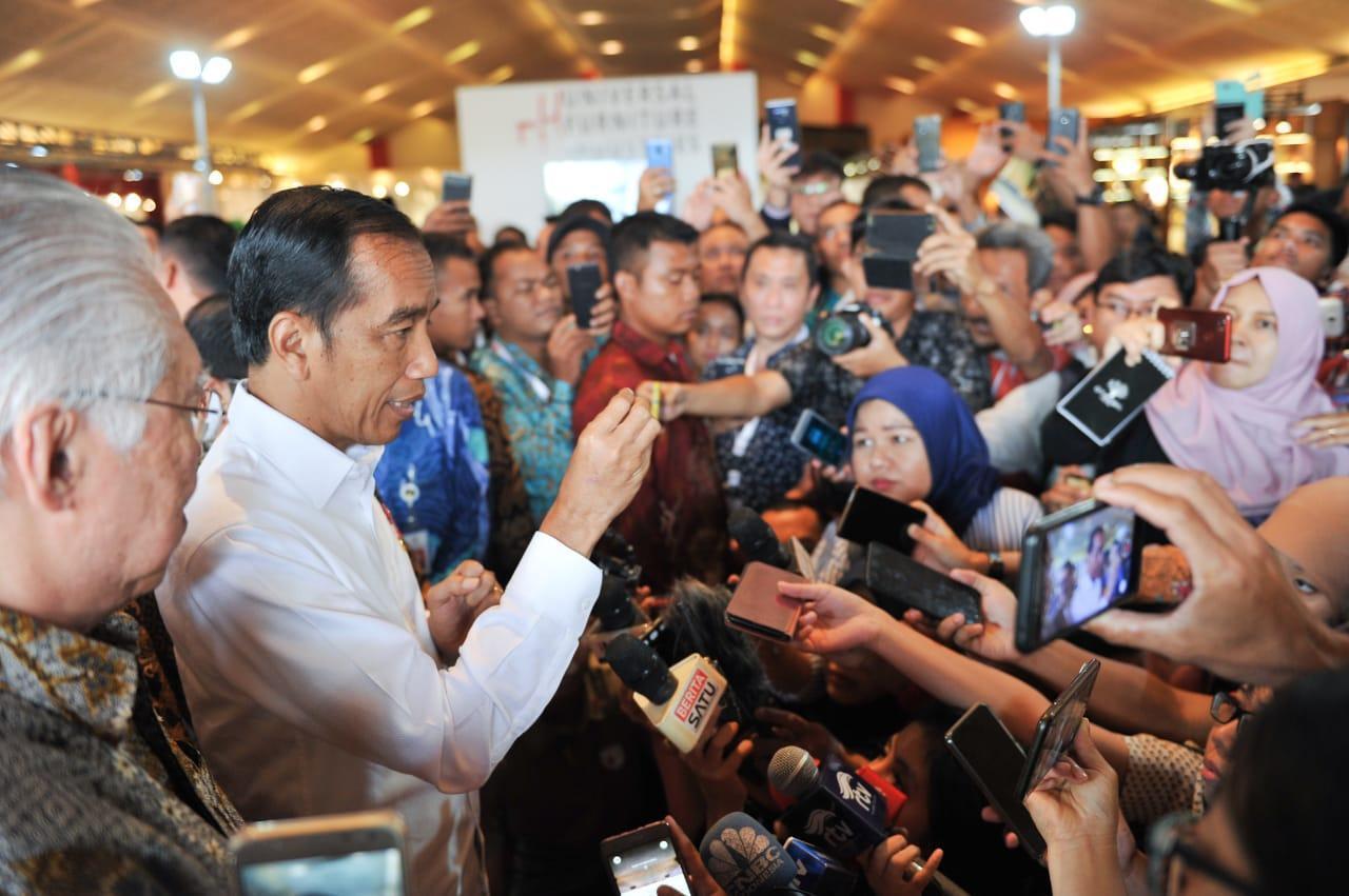 Presiden Minta Polri Tindak Tegas Kasus Surat Suara Tercoblos di Malaysia