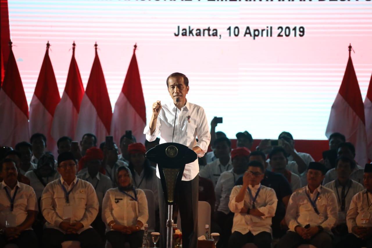 Presiden: Membangun Desa, Membangun Indonesia