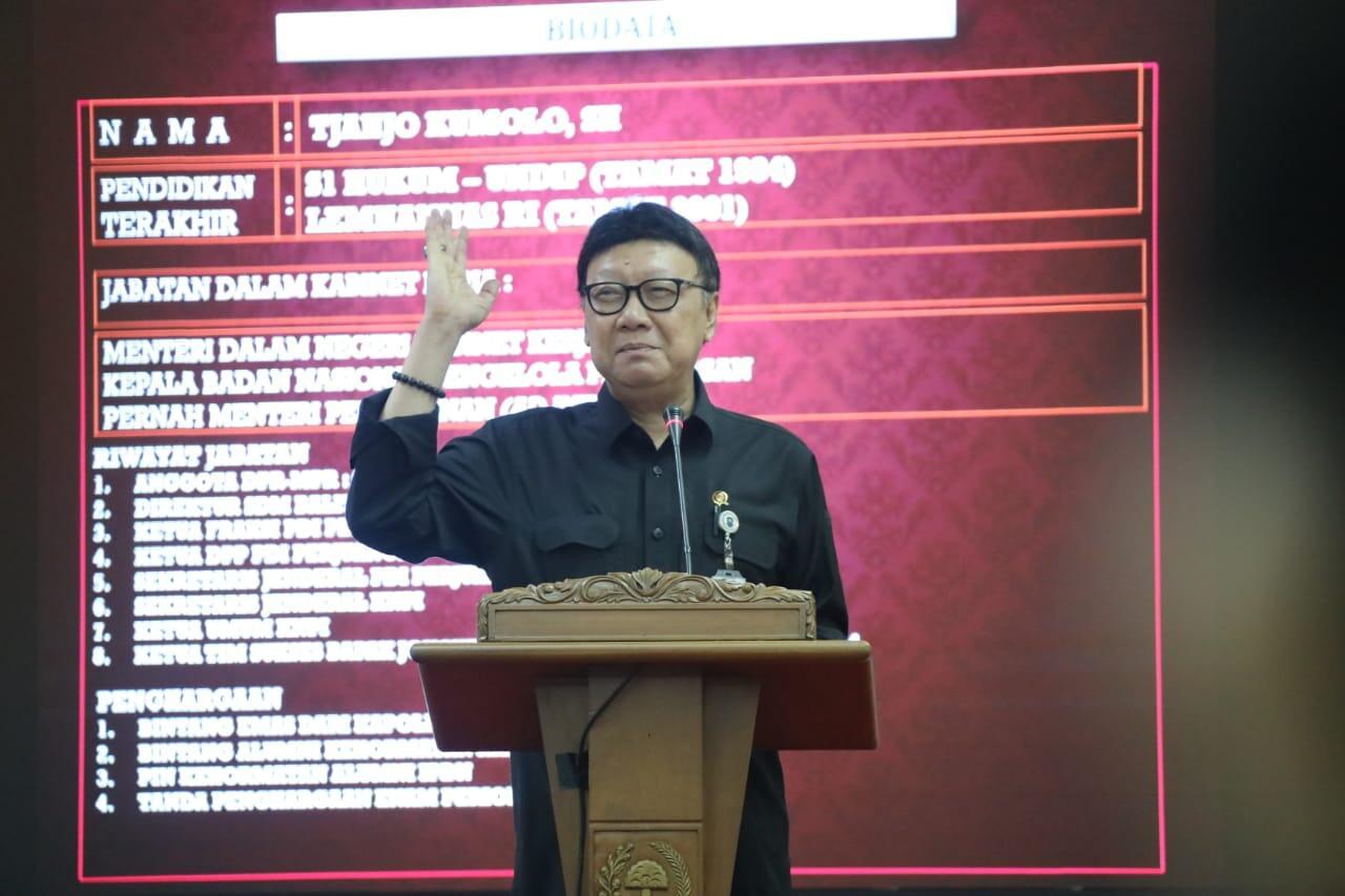 Soal Surat Suara Tercoblos di Malaysia, Mendagri: Tunggu Penjelasan Resmi dari KPU