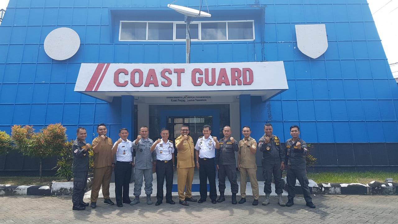 Bakamla Tingkatkan Keamanan dan Keselamatan Laut Perairan Gorontalo Utara