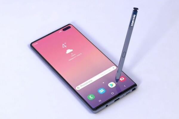 7 Rumor Samsung Galaxy Note 10, Punya 4 Kamera Belakang dan RAM 12GB?