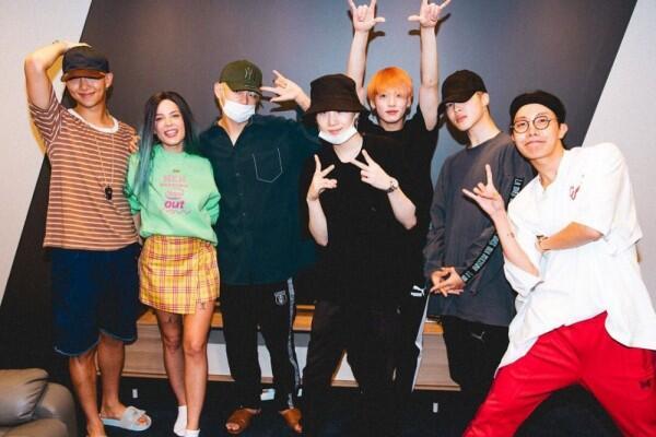 Selain BTS, 5 Musisi Ini Juga Pernah Berkolaborasi dengan Halsey