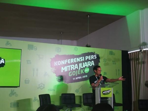 Mitra Gojek Sumbang Rp44,2 Triliun untuk Perekonomian Indonesia