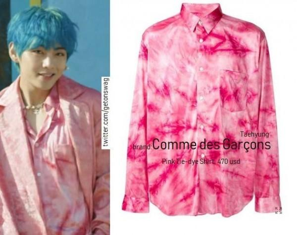 """Comeback, 10 Harga Outfit BTS di MV """"Boys With Luv"""" feat Halsey"""