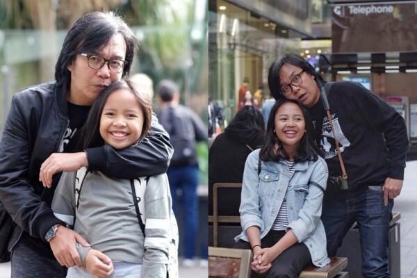 10 Potret Harmonis Ari Lasso Bareng Keluarga, Family Man Banget!