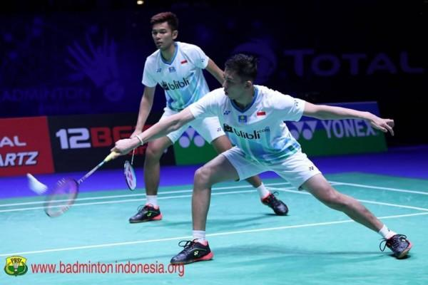 7 Wakil Indonesia di QF Singapore Open 2019, Tunggal Putri Abis!