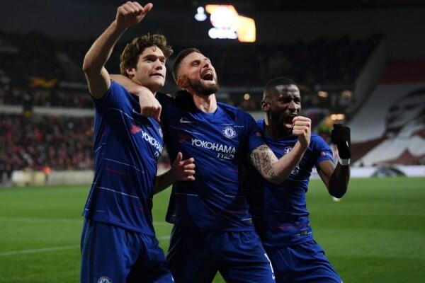 Liga Eropa: Alonso Jadi Inspirasi Kemenangan Chelsea Atas Slavia Praha
