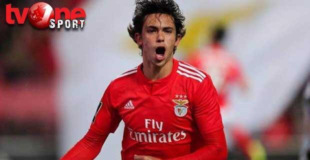 Sejarah Hat-Trick Joao Felix di Liga Europa