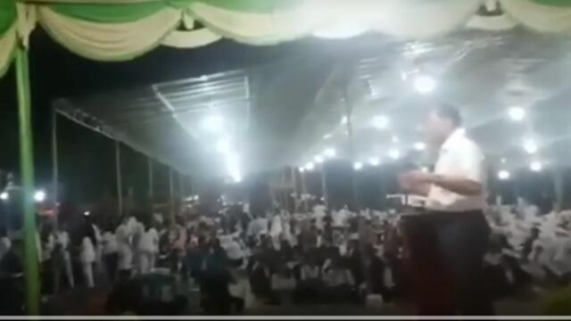 Viral! Gegara Muji Jokowi, Luhut 'Diusir' Orang Kampungnya Sendiri