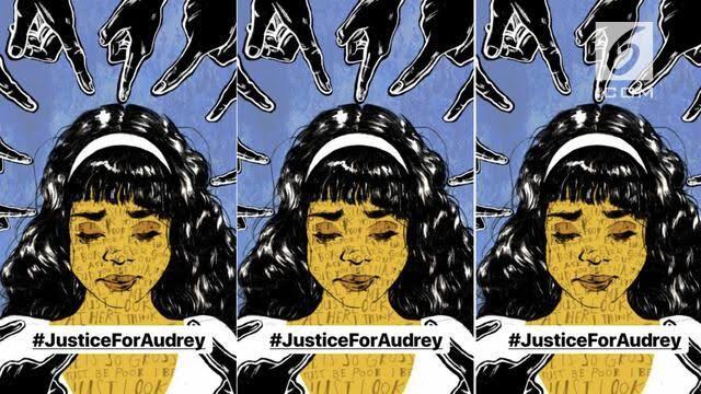 #justiceforAudrey :: prank terbesar sejagad maya