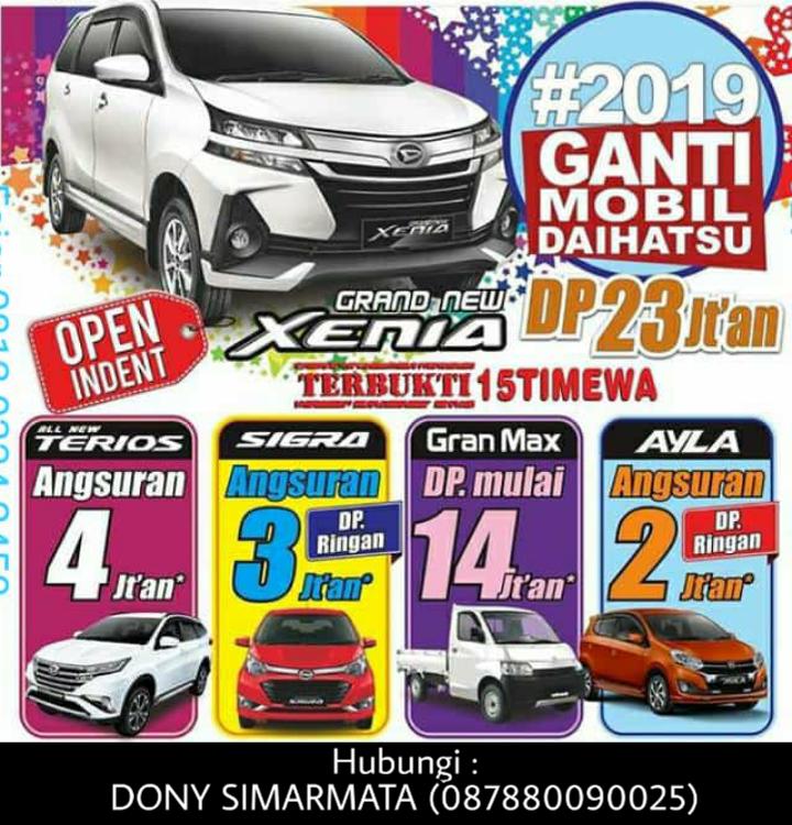 """Promo Daihatsu """"April Seru"""" Lebaran Asik, Mudik Bareng Daihatsu"""