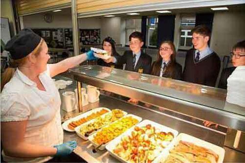 Masih Ingat Suasana Kantin Sekolahmu ? Yuk Tengok Suasa Kantin Dari Penjuru Dunia