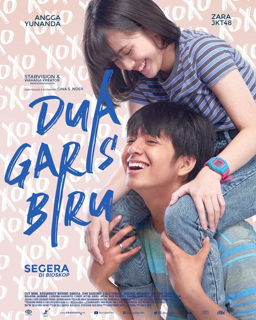 DUA GARIS BIRU (2019)   Dir. Gina S. Noer   Angga Yunanda, Zara JKT48