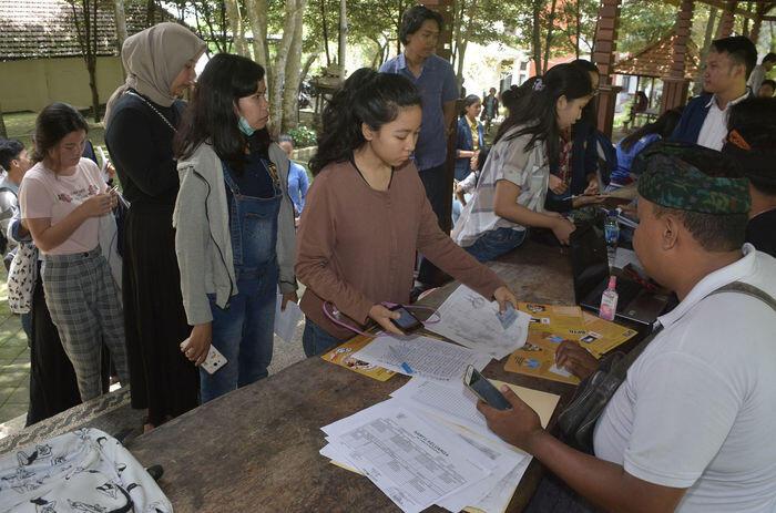 Mahfud MD ajak generasi milenial untuk memilih
