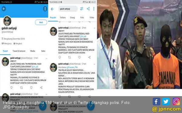 Hina TNI di Medsos, Dihukum Penjara 1,5 Tahun