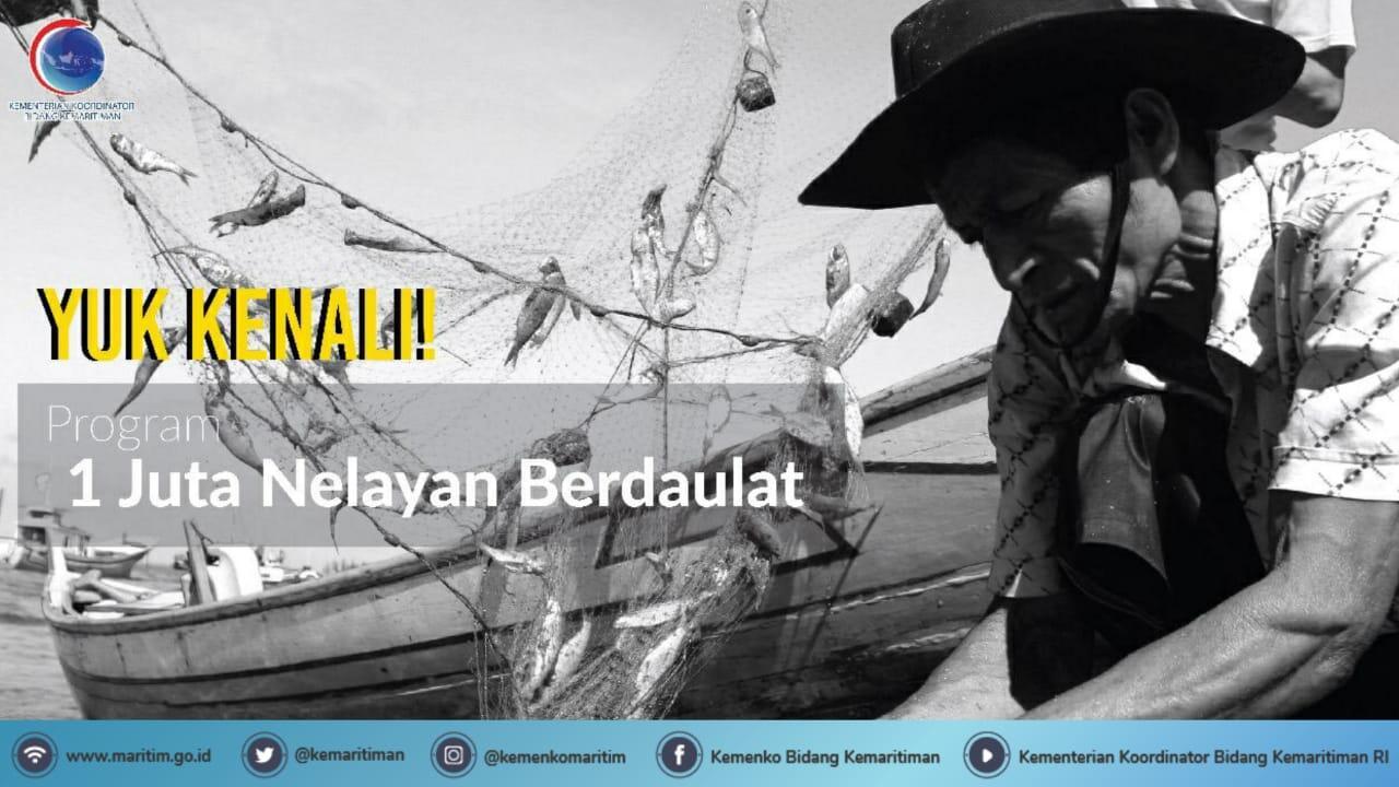 Satu Juta Nelayan Berbasis Teknologi Digital