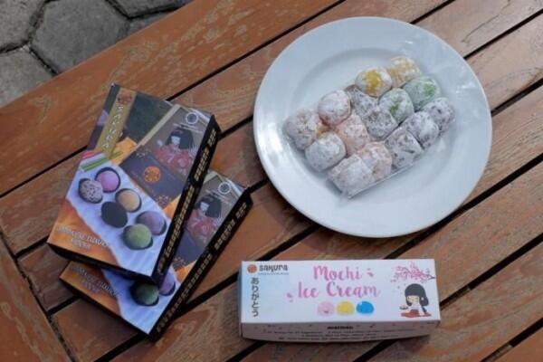 Review Sakura Mochi, Camilan Kekinian di Yogyakarta yang Bikin Nagih