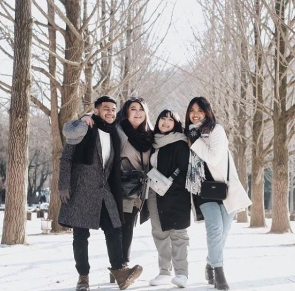 10 Potret Persahabatan Samsolese, Bikin Iri Banyak Orang Nih!