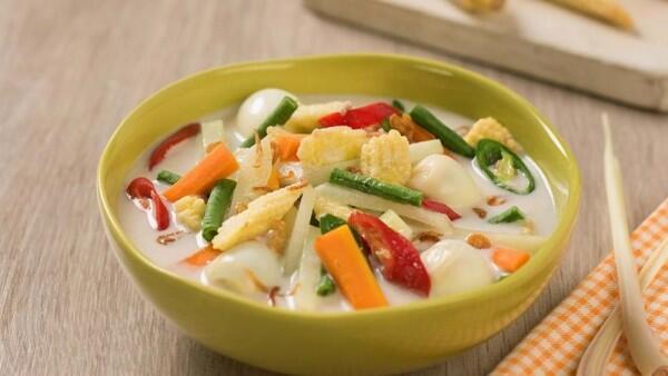 Resep Mudah Membuat Sayur Lodeh yang Enak, Obat Rindu Masakan Ibu