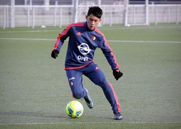 5 Pesepak Bola Muda Indonesia yang Berkaris di Klub Eropa, Bangga!