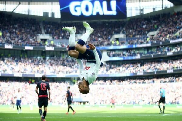 Hattrick Lucas Moura Bawa Tottenham Hotspur Menggila