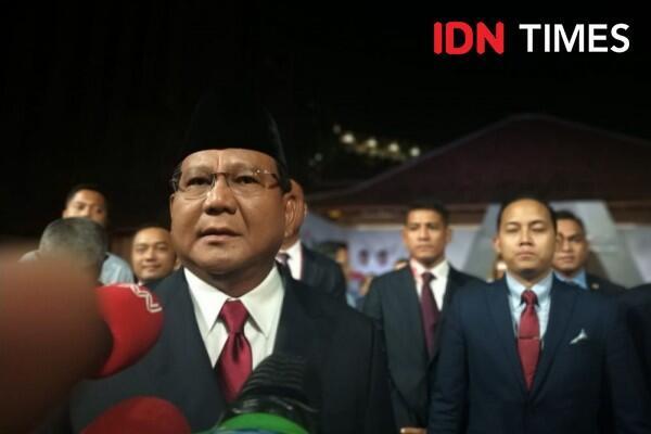 Prabowo: Niat Pak Jokowi Bagus, Kenapa Tak Dilakukan?