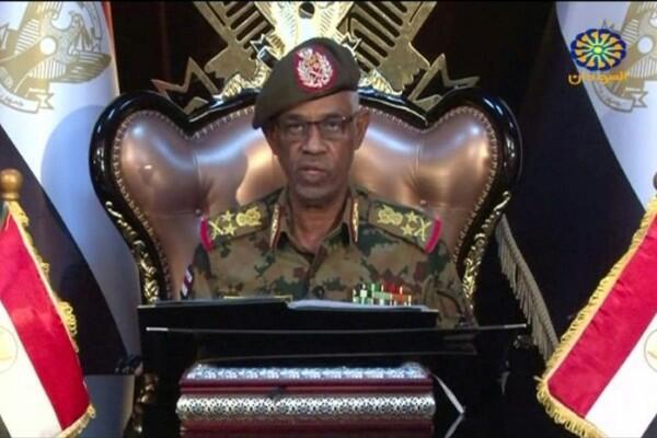 Hanya Sehari di Tampuk Dewan Militer, Menteri Pertahanan Sudan Mundur