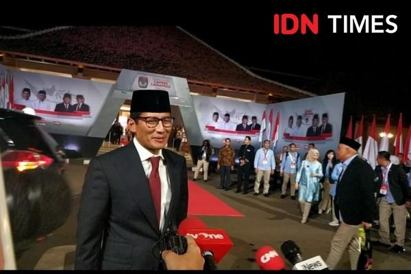 Sandiaga: Kepastian, Kunci Persoalan Ekonomi Indonesia
