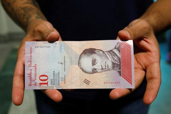 IMF Takkan Beri Bantuan ke Venezuela Hingga Sengketa Politik Usai