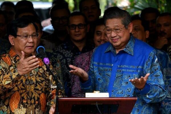 Prabowo Kritik Pemerintahan Sebelumnya, Wasekjen Demokrat: Kenapa SBY?