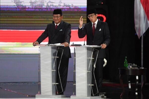 Prabowo-Sandi: Pangkas Pajak Penghasilan untuk Tingkatkan Rasio Pajak