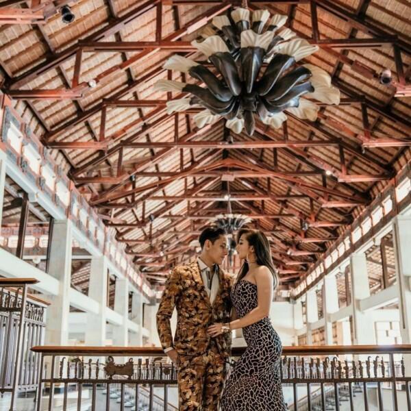 Bak Pengantin Baru, 10 Potret Andrea Dian & Ganindra Bimo di Bali