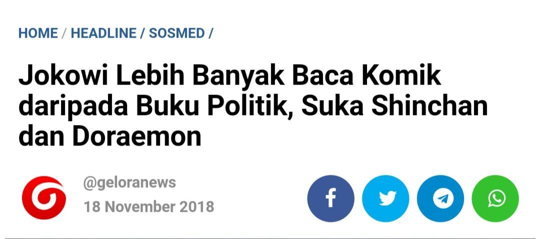 Jokowi Belajar Mobile Legends dari Kaesang
