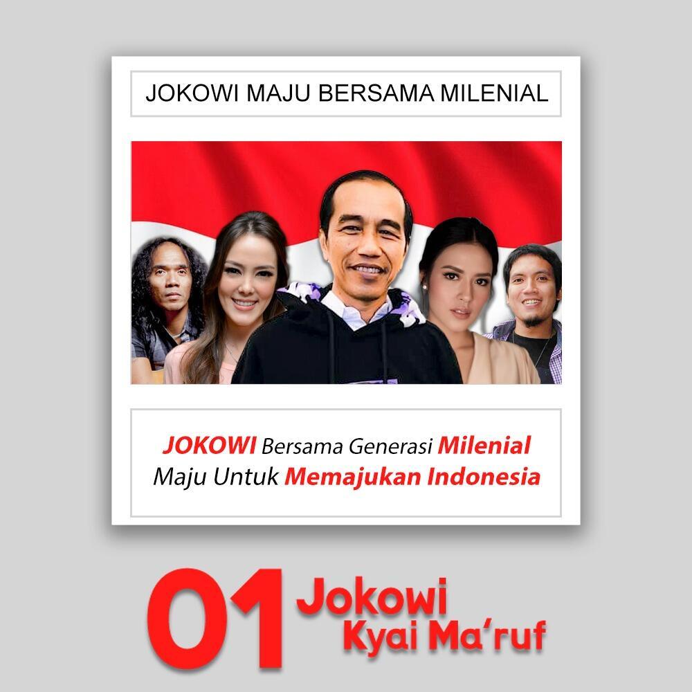 Mbah Moen dan Habib Luthfi Beri Restu Jokowi