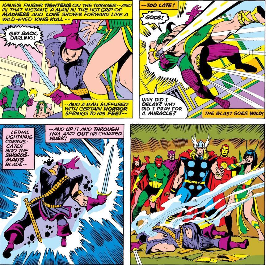 9 Kematian Avengers Paling Tragis dalam Sejarah Marvel