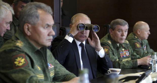 """Duh! Resiko Pembunuhan """"PUTIN"""" Dan KeKuatan Perang RUSIA Yang MENGERIKAN!"""