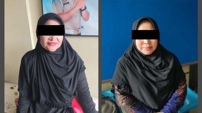 Modus Jajan Permen, Duo Wanita Penggendam Gasak Harta Benda Pemilik Warung