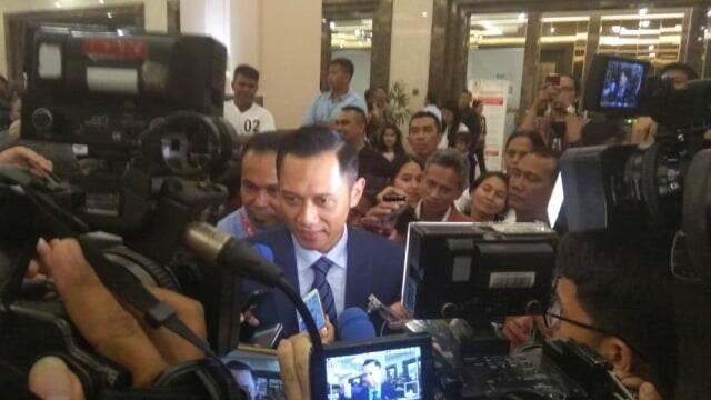 AHY Respons Prabowo: Mustahil Kami Keluar dari Koalisi, Tinggal 3 Hari