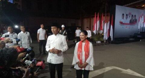 Umrah di Makkah, Jokowi dan Iriana Diundang ke Istana Raja Salman
