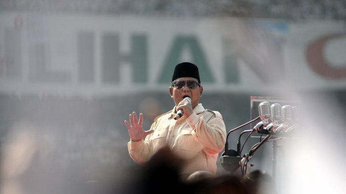 Meski Seandainya Kalah, Prabowo Subianto Diprediksi Bakal Maju Lagi di Pilpres 2024