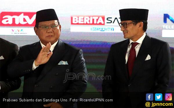 Prabowo Sindir Presiden Sebelum Jokowi, Anak Buah SBY Tinggalkan Ruangan, Sakit Perut