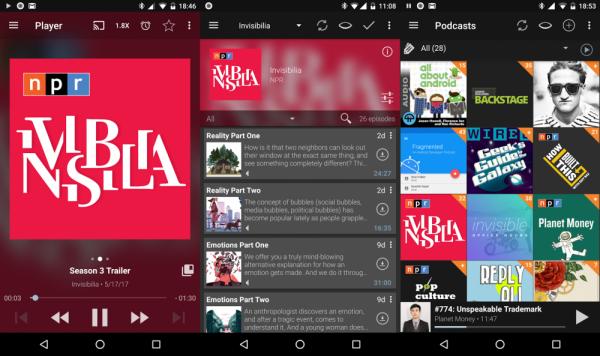 7 Aplikasi Podcast Terbaik Ini Bisa Diunduh Secara Gratis di Android