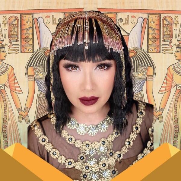 Agnez Mo hingga Lisa BLACKPINK, 12 Artis Kece dengan Rambut Cleopatra